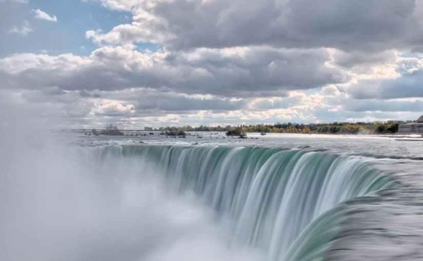 Work trip: NYC, Niagara, Toronto,Boston!